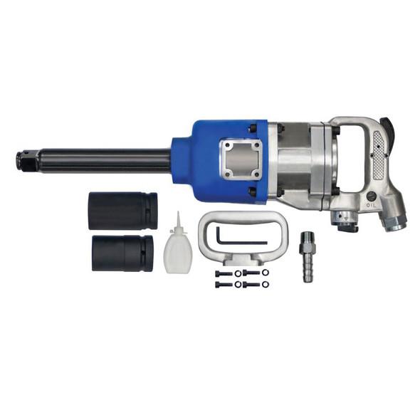 Air Impact Wrench - Kit