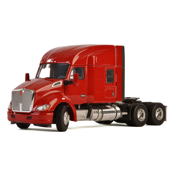 Kenworth T680 With Sleeper In Red Replica