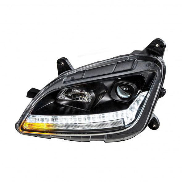 Blackout Projector Headlight Assembly Drivers Side