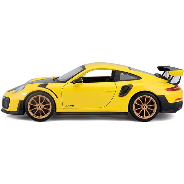 2018 Porsche 911 GT2 RS Driver View