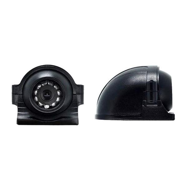 Aerodynamic Side View Camera With IR Lights