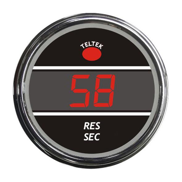 Truck Reservoir Secondary Smart Teltek Gauge Red