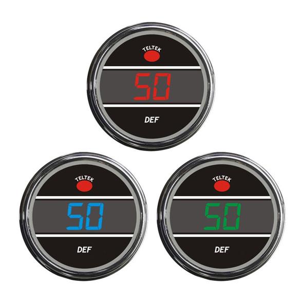 Truck Diesel Emission Fluid Level Smart Teltek Gauge