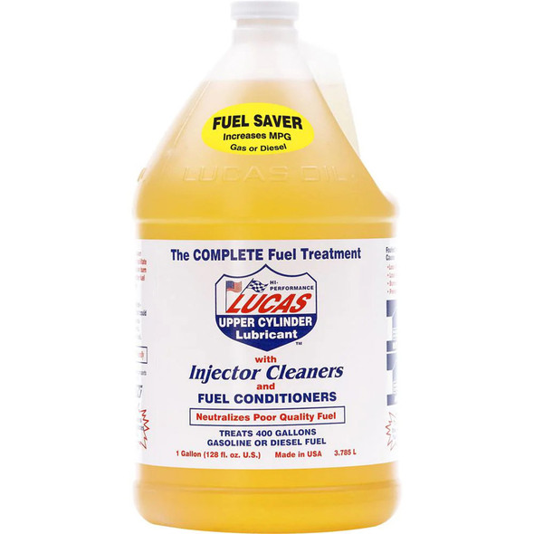 Lucas Oil Complete Upper Cylinder Lubricant (1 Gal.)