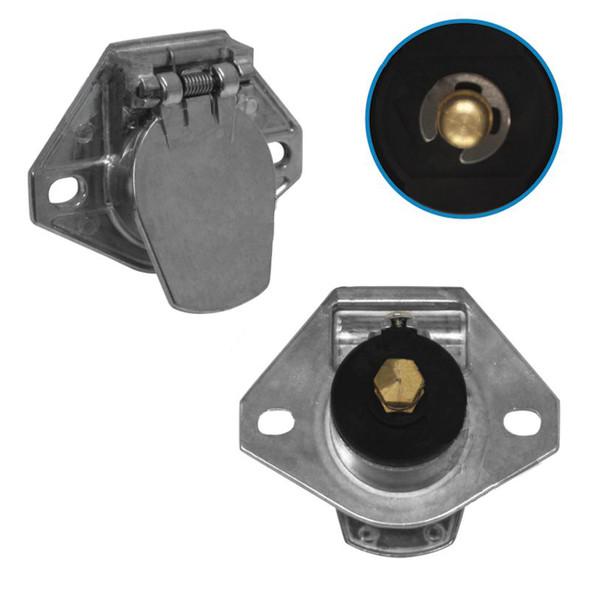 4 Pin Plug Socket
