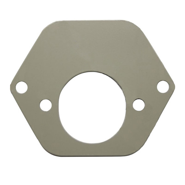 Air And Electrical 7 Way Socket Adapter Plate