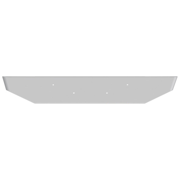 Kenworth W990 Tapered Rolled End Bumper (Blank)
