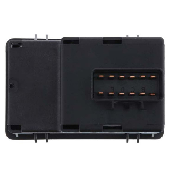 Mack GU Light Switch MAK 1MR4355M3 - Back