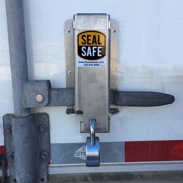 Seal Safe Trailer Seal Lock Mounted