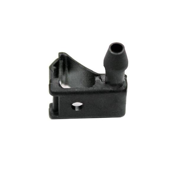 International Heavy Duty Wiper Nozzle 2589993C1 - Front View