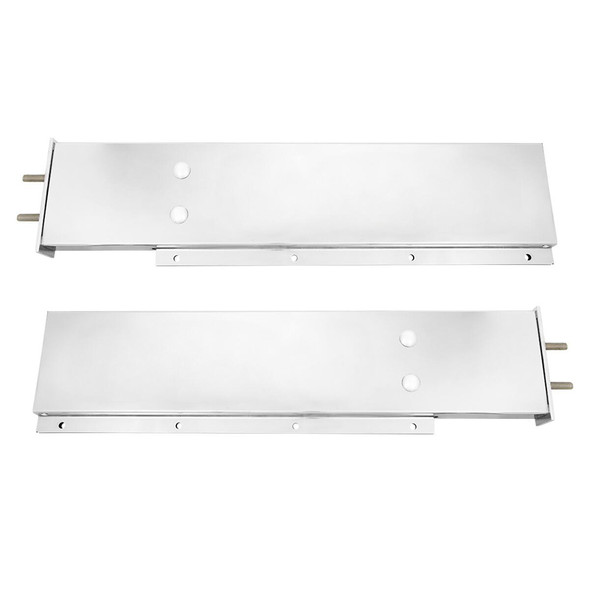 Stainless Steel Spring Loaded Rear Bars