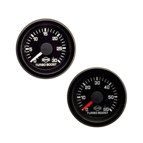 Semi Truck Mechanical Turbo Boost Gauge By ISSPRO