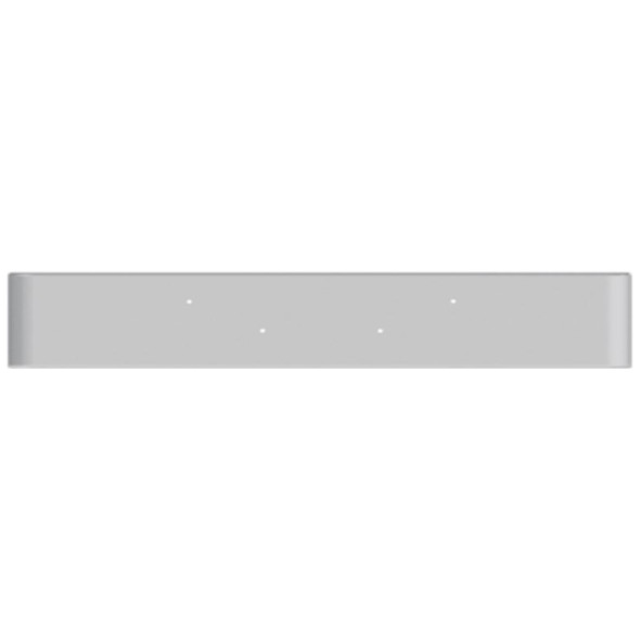 Kenworth W990 Square Rolled End Bumper (Blank)