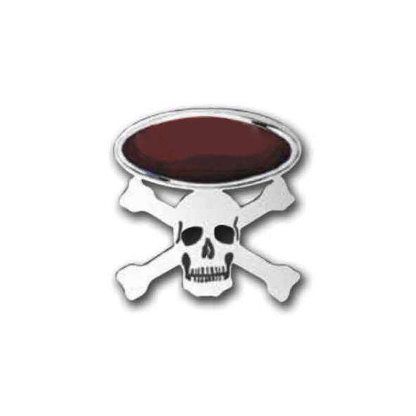 Peterbilt Skull & Crossbones Emblem Accent