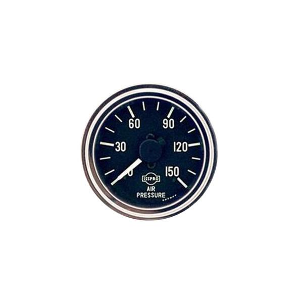 Semi Truck Mechanical Air Pressure Gauge By ISSPRO
