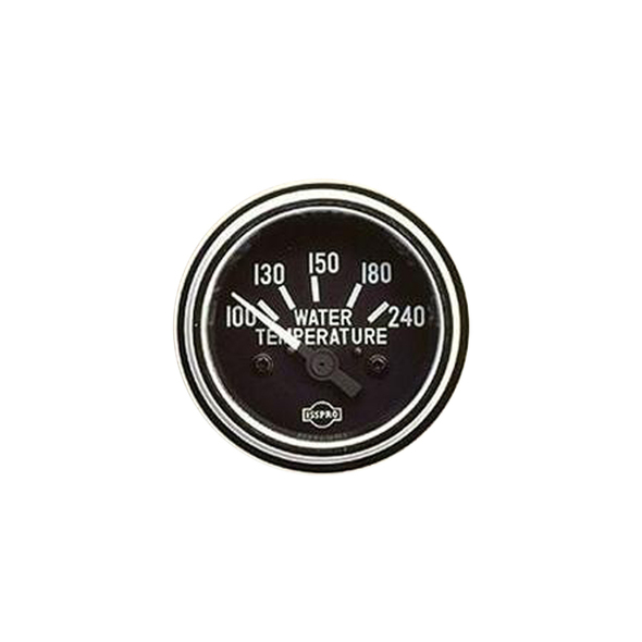 Semi Truck Electric Water Temperature Gauge By ISSPRO