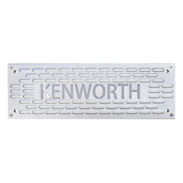 Kenworth LED Aluminum Step Plate