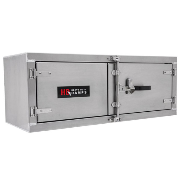 "Aluminum Cam Lock 48"" Tool Box - Quality Made Tool Box Cabinet"