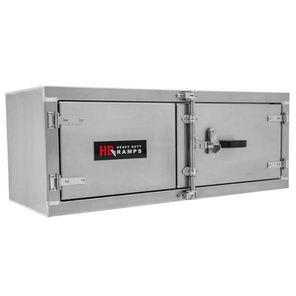 "Aluminum Cam Lock 60"" Tool Box - Quality Made Tool Box Cabinet"