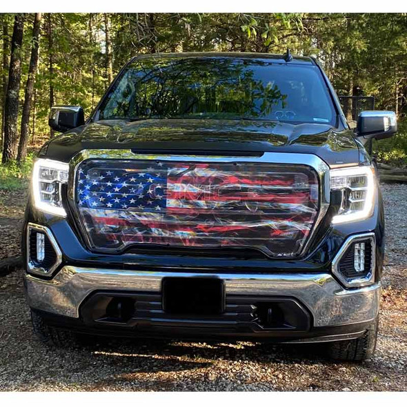 GMC Pickup Truck Bug Screens By Robert James - Smoky USA