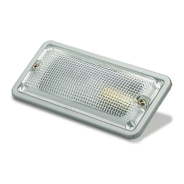 Grote White LED Surface Mount Dome Light - Default