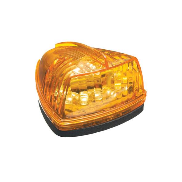 Grote 15 LED School Bus Wedge Marker Light - Amber