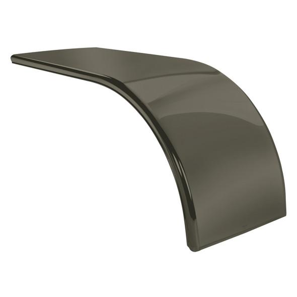 Dark Knight Titanium Stainless Steel Half Tandem Fenders - Default