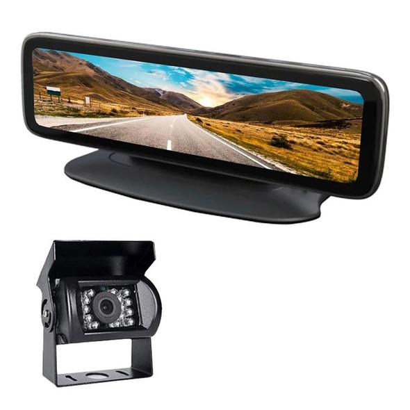 Universal Heavy Duty Live Stream DVR Dash Cam With 4G Wifi GPS - 1 Camera