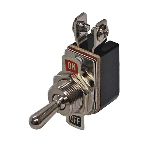 Heavy Duty SPST On Off Toggle Switch 191401 - Default