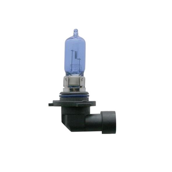 Xenon White 9005 Halogen Headlight Bulbs - Side