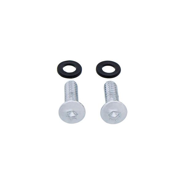 Peterbilt 359 Stainless Steel Air Suspension Switch Plate (Hardware)