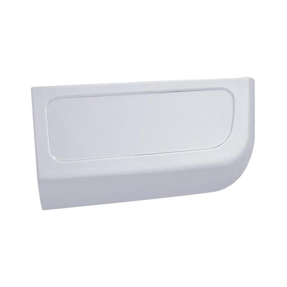 Freightliner Chrome Storage Panel Trim - With Groove