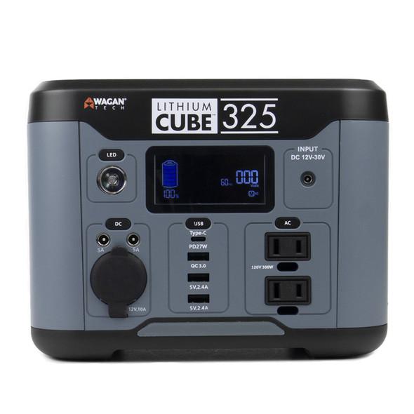 Lithium Cube 300 Watt Power Inverter By Wagan Tech - Default