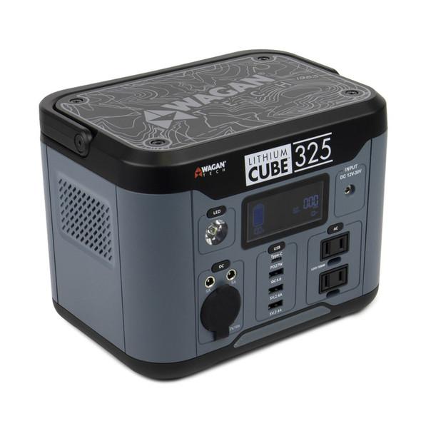Lithium Cube 300 Watt Power Inverter By Wagan Tech - Side