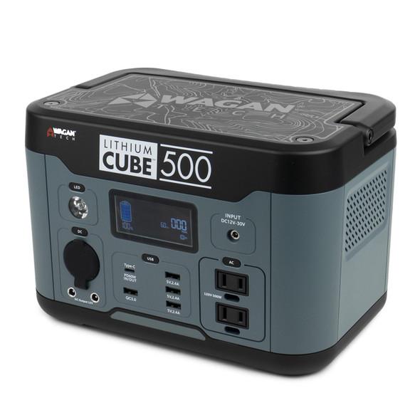 Lithium Cube 500 Watt Power Inverter By Wagan Tech - Default