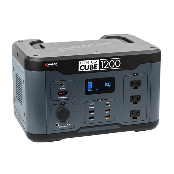 Lithium Cube 1200 Watt Power Inverter By Wagan Tech - Default
