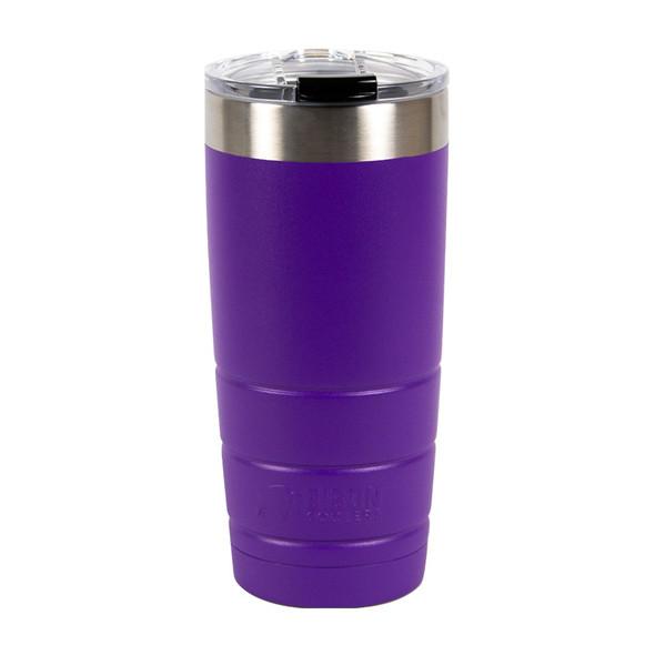Bison Purple 22oz Leakproof Stainless Steel Tumbler