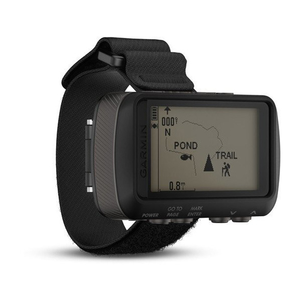Garmin FORETREX 601 Bluetooth Wrist GPS (Angle 2)