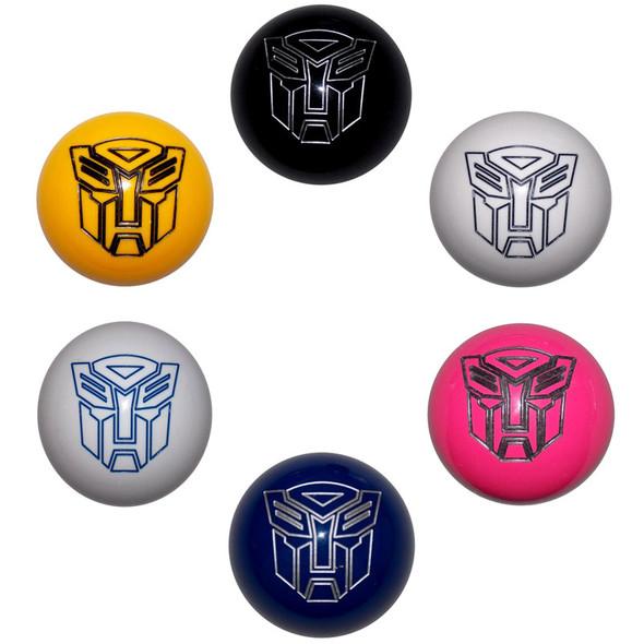 Transformers Autobot Shift Knob Kit - Default