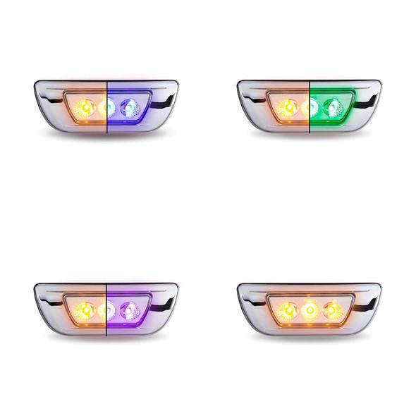 Kenworth And Peterbilt Dual Revolution Cab Light - All Types