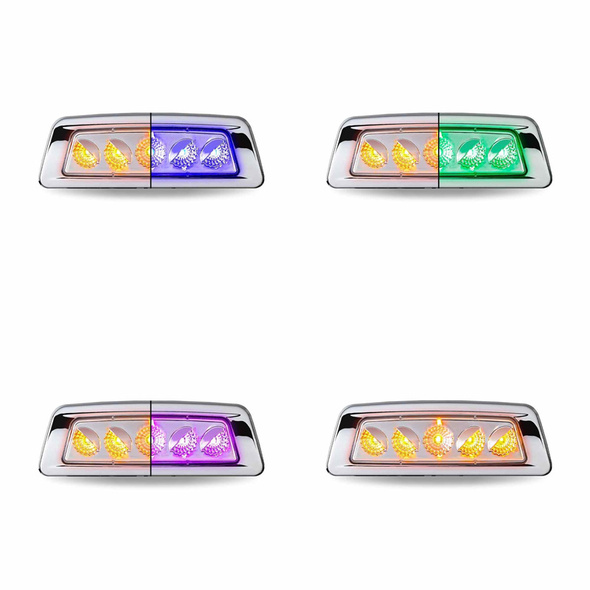 Kenworth Dual Revolution Fender Turn Signal LED Light - All Types
