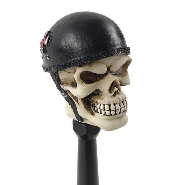 Biker Skull Shift Knob Kit - Default
