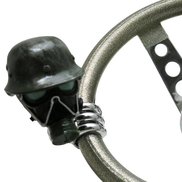 Noz Skull Universal Steering Wheel Spinner - Default