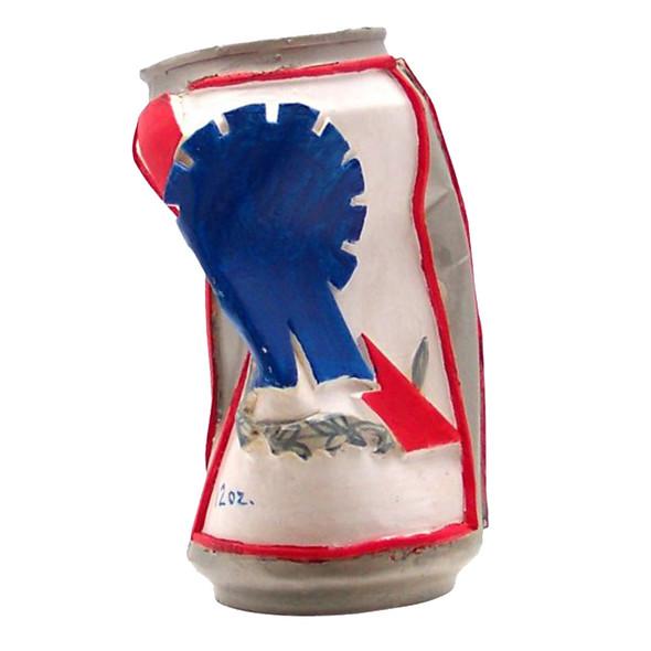 Crushed Beer Can Universal Steering Wheel Spinner - Knob