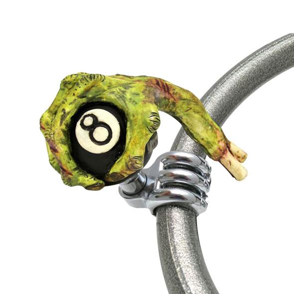 Grippy 8 Ball Zombie Hand Universal Steering Wheel Spinner - Default