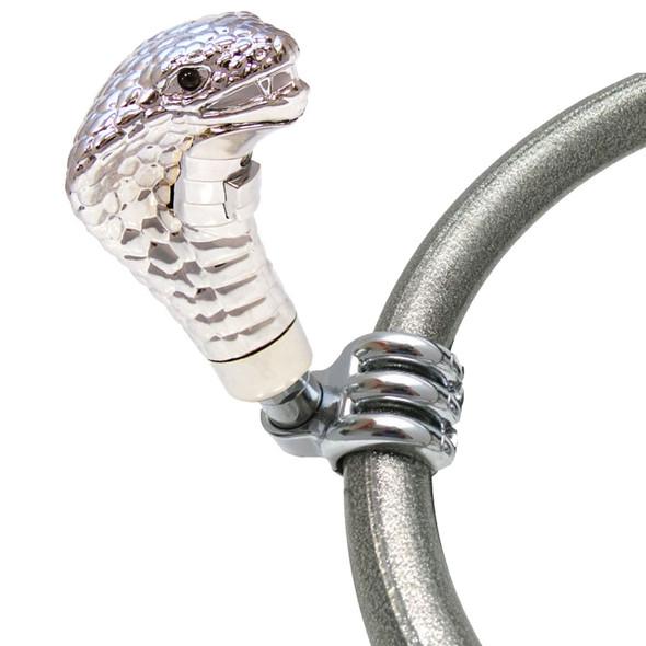 Illuminated Cobra Universal Steering Wheel Spinner - Default