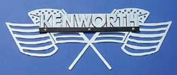 "Kenworth Logo Trim ""Old Glory"" By RoadWorks"