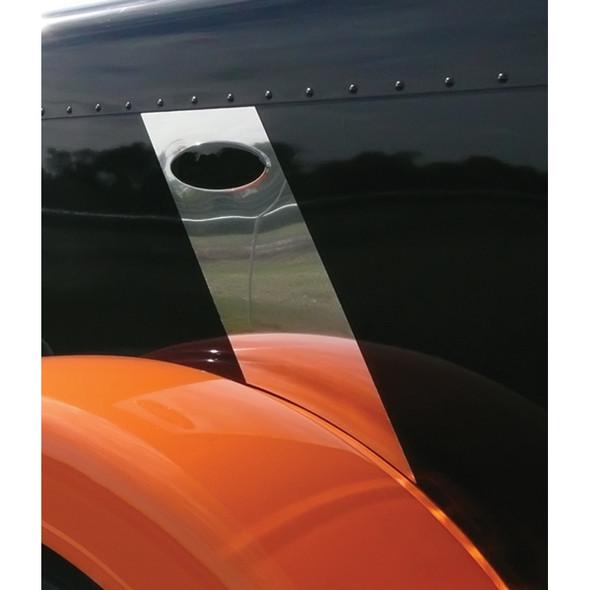 "Peterbilt Logo Trim ""Racing Stripe"" By Roadworks"