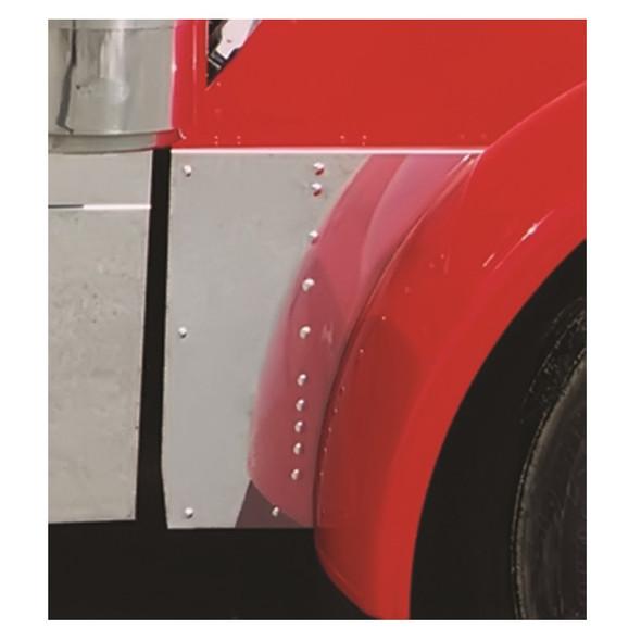 Peterbilt 379 Extended Hood Bolt Mount Extension Panels