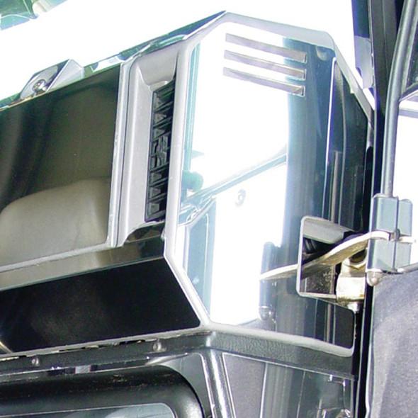 Freightliner Classic FLD Passenger Side End Dash Trim